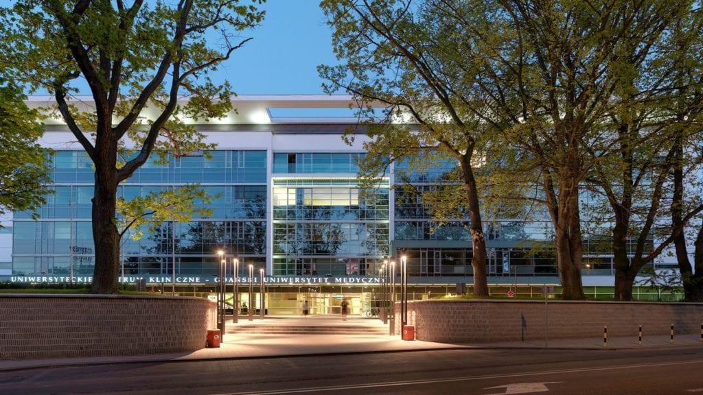 Centrum Medycyny Inwazyjnej - projekt Arch-Deco