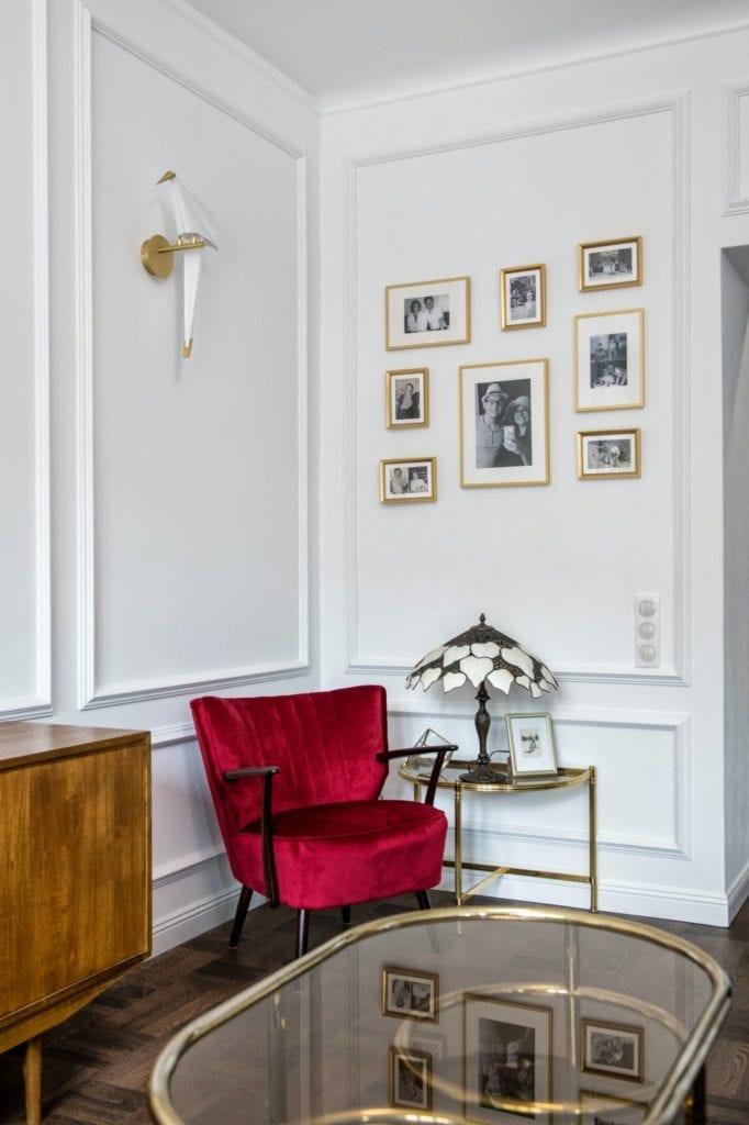 Mieszkanie w 100-letniej kamienicy projektu Deer Design