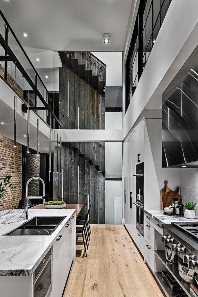 Dom Sorauren 116 w Toronto projektu pracowni - zdjecia Gillian Jackson