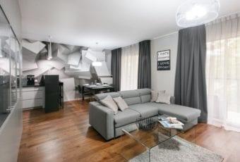 Dominik Ćwiek i funkcjonalny warszawski apartament
