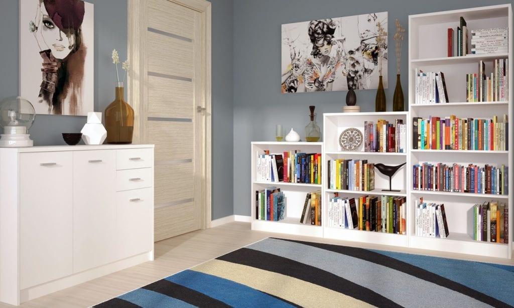 Domowa biblioteczka – jak ją urządzić - porady ekspertów z marki Agata Meble