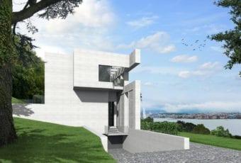 Genewska rezydencja autorstwa Biura Architektonicznego Barycz i Saramowicz