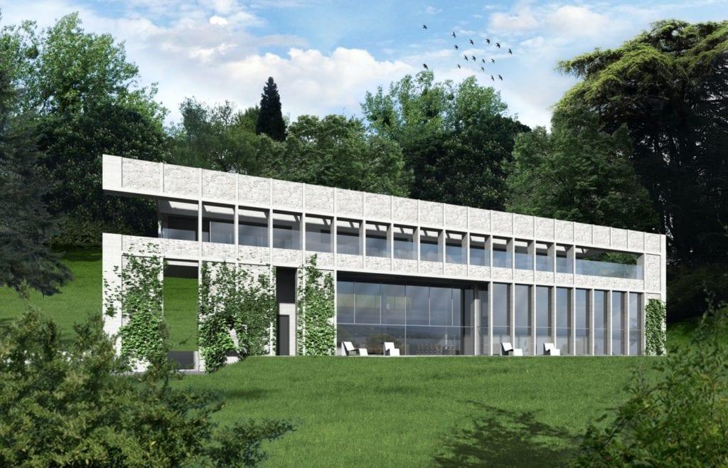Genewska rezydencja autorstwa biura Barycz i Saramowicz