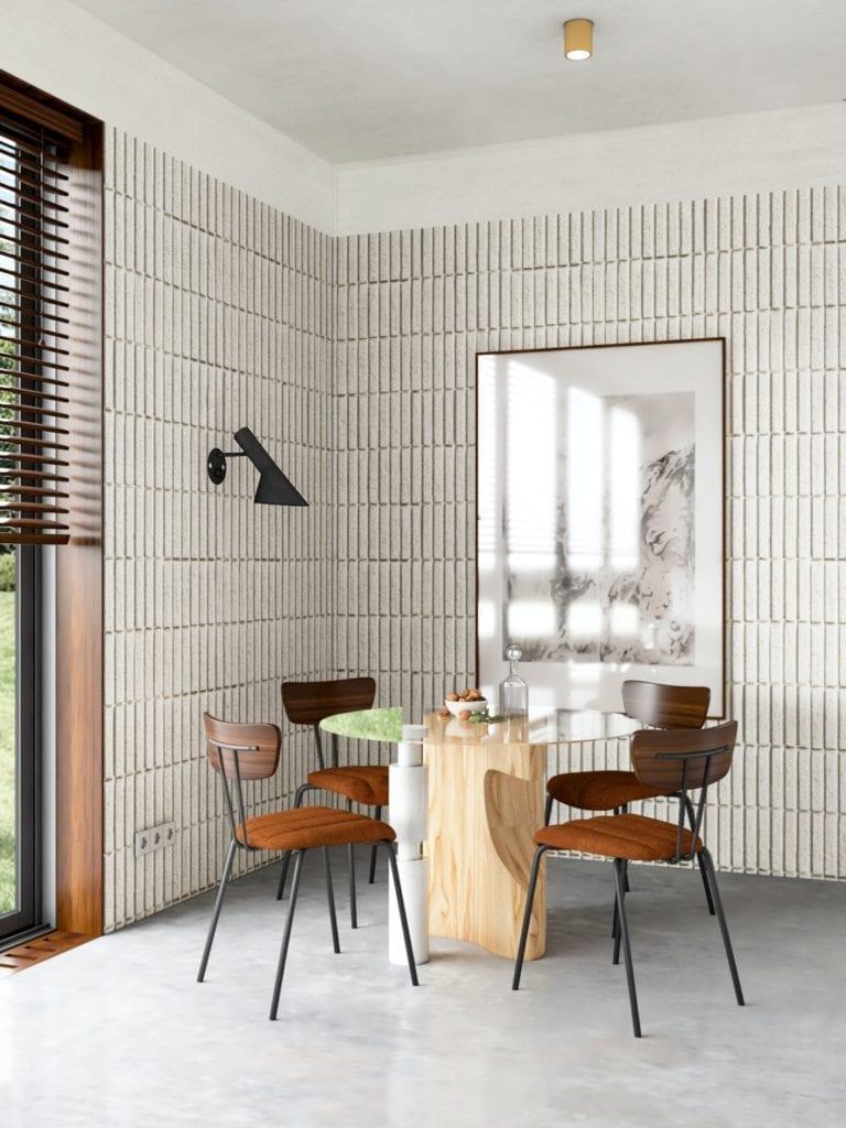 IN studio projektowe i wnętrza domu jednorodzinnego