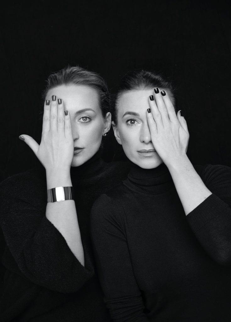 Dorota Kuć i Karina Snuszka z pracowni Mood Works