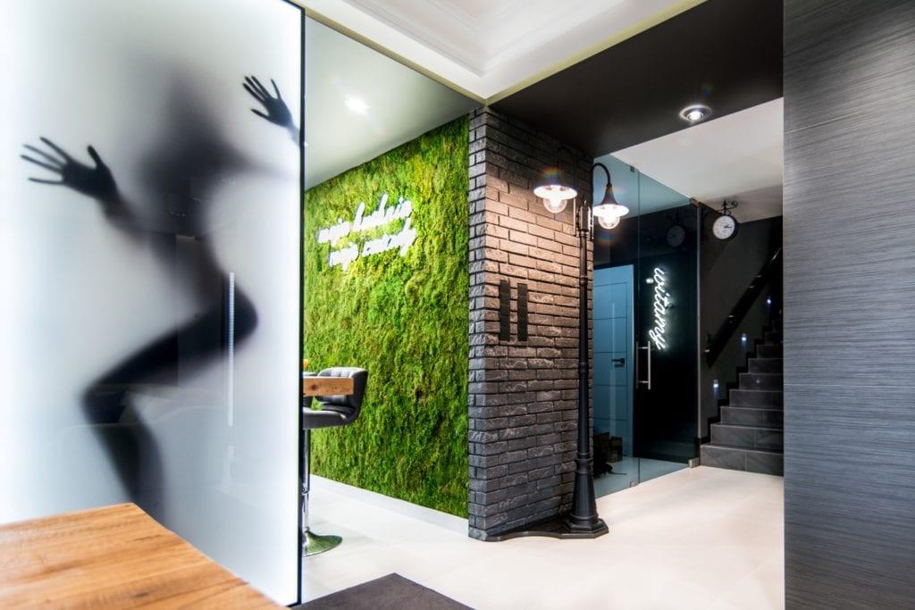 Nowoczesne wnętrze projektu pracowni Dagar Studio - wnętrze w stylu industrialnym