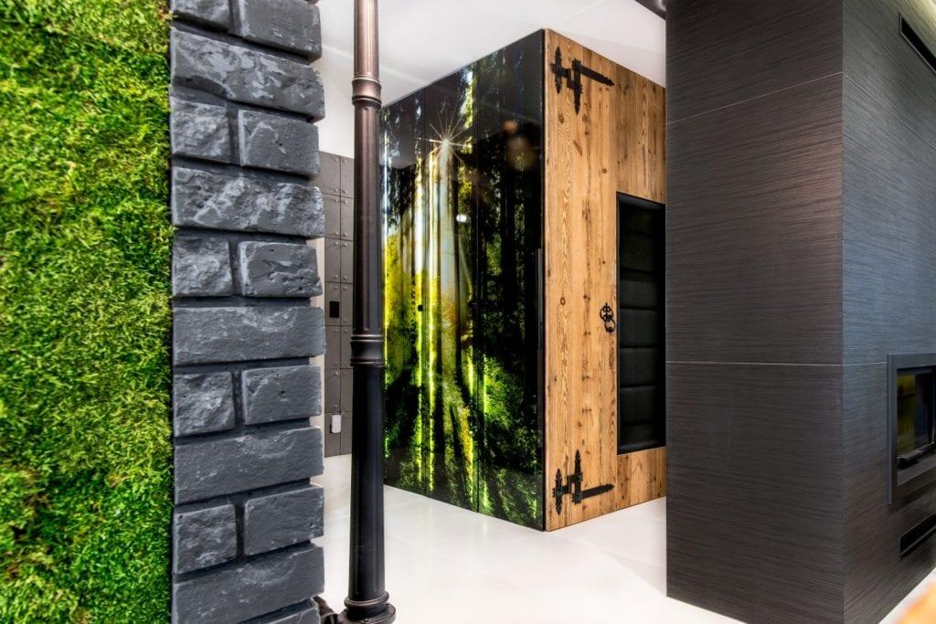 Nowoczesne wnętrze projektu pracowni Dagar Studio