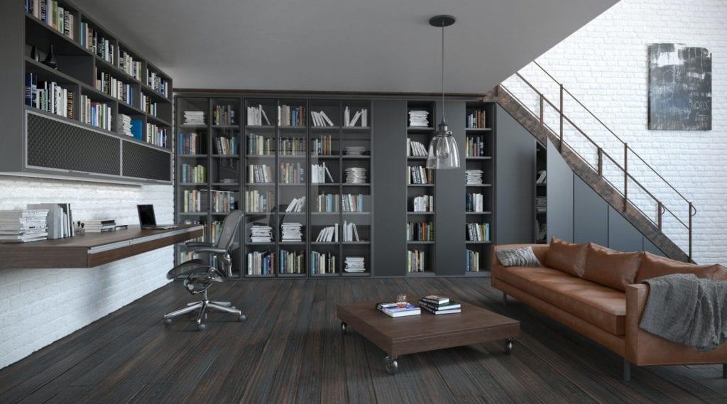 Od deski do deski, czyli domowa biblioteczka - Komandor