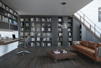 Od deski do deski, czyli domowa biblioteczka