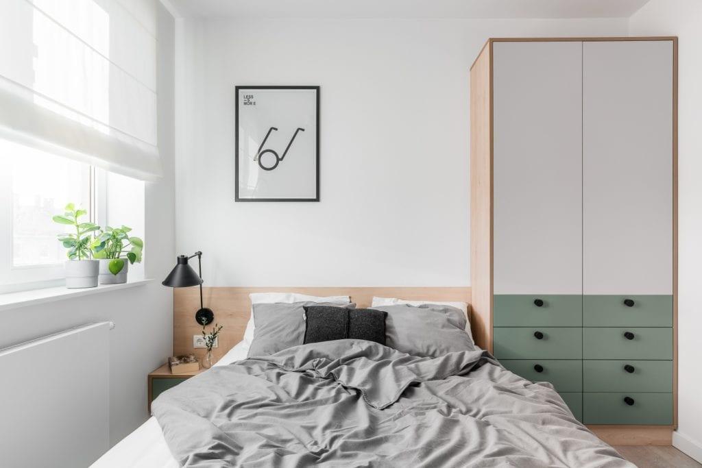 Projekt mieszkania w Gdańsku od pracowni Raca Architekci -