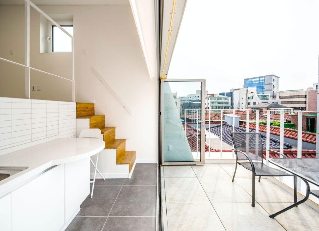 Studio_suspicion i projekt budynku w Yangjaecheon