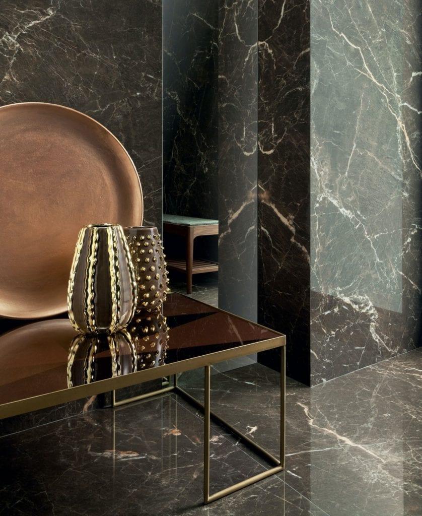 Tubądzin i nowoczesna łazienka w wielkim mieście - Duke Stone