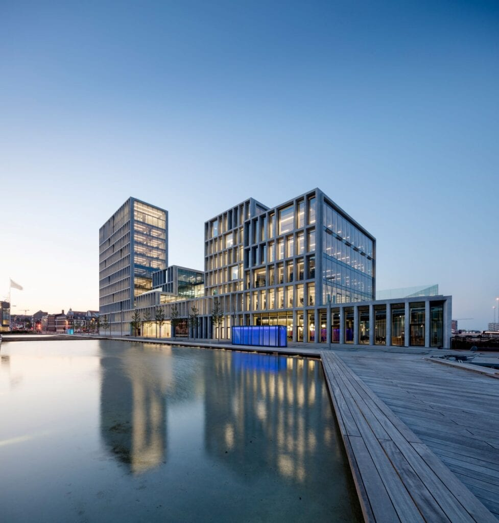 Bestseller Aarhus - C.F. Moller - photo Adam Mørk