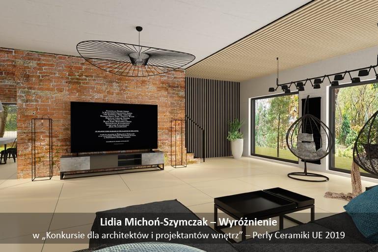 CAD Projekt K&A i konkurs dla użytkowników programu CAD Decor 2019 - Lidia Michoń-Szymczak