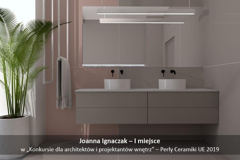 CAD Projekt K&A i konkurs dla użytkowników programu CAD Decor 2019 - Joanna Ignaczak