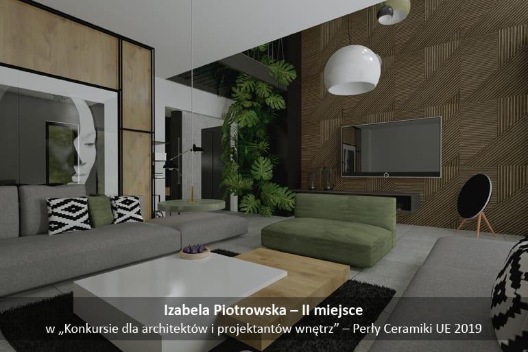 CAD Projekt K&A i konkurs dla użytkowników programu CAD Decor 2019 - Izabela Piotrowska