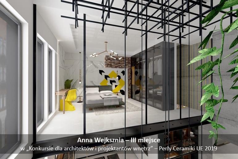 CAD Projekt K&A i konkurs dla użytkowników programu CAD Decor 2019 - Anna Wejksznia