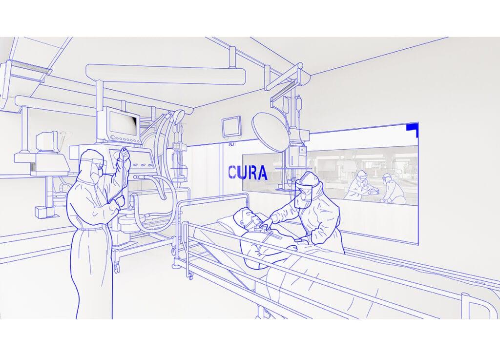 Juan Carlos Romero w cyklu Mistrzowie Architektury - CURA in Turin foto Max Tomasinelli