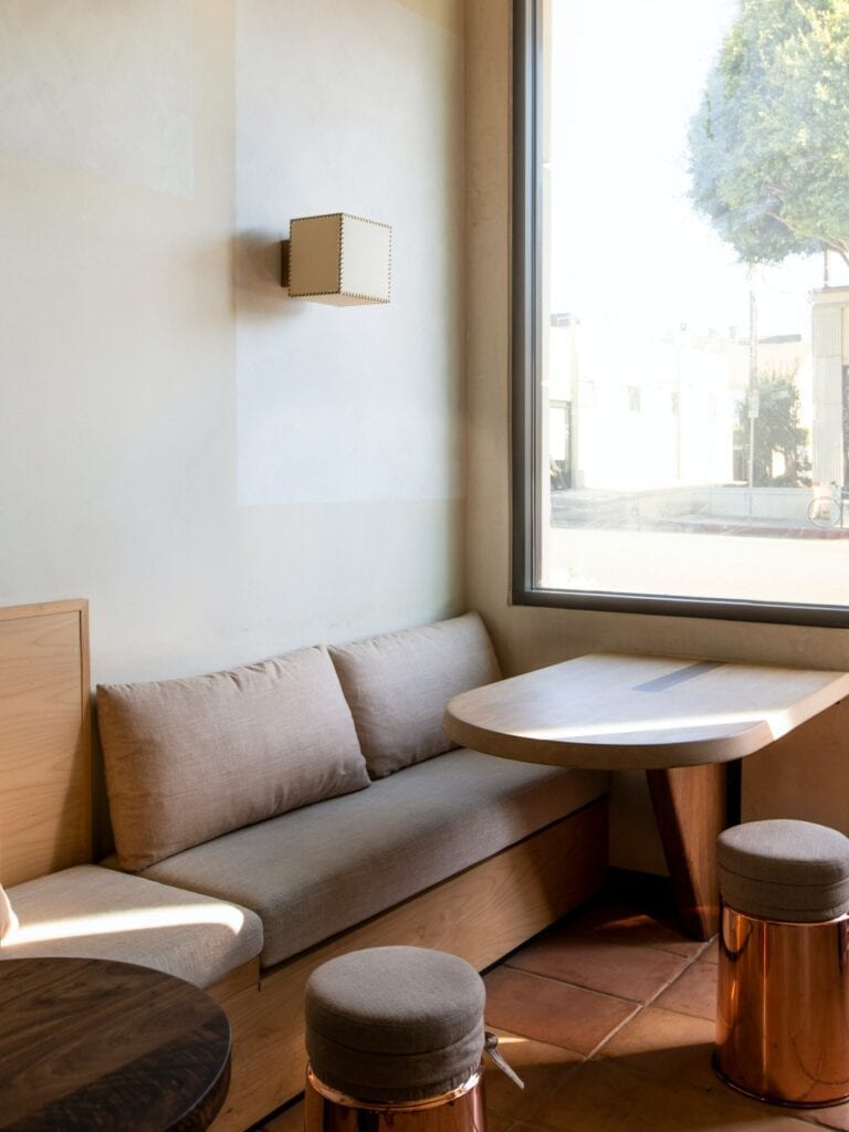 Commune Design i wnętrza piekarni BreadBlok