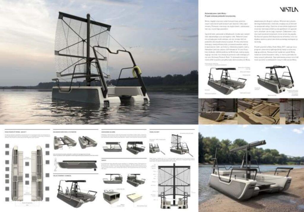 Doświadczanie rzeki Wisły – projekt wiślanej jednostki turystycznej Vistla - Aleksandra Rutkowska