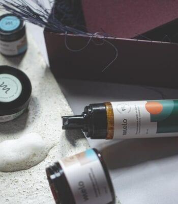 MELO – Zestaw kosmetyków Naturalne Piękno