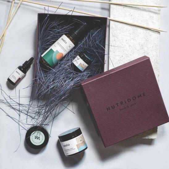 MELO zestaw - kosmetyków Naturalne Piękno