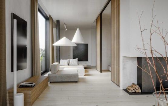 Japonia w sercu Warszawy – apartament projektu Studio. O.