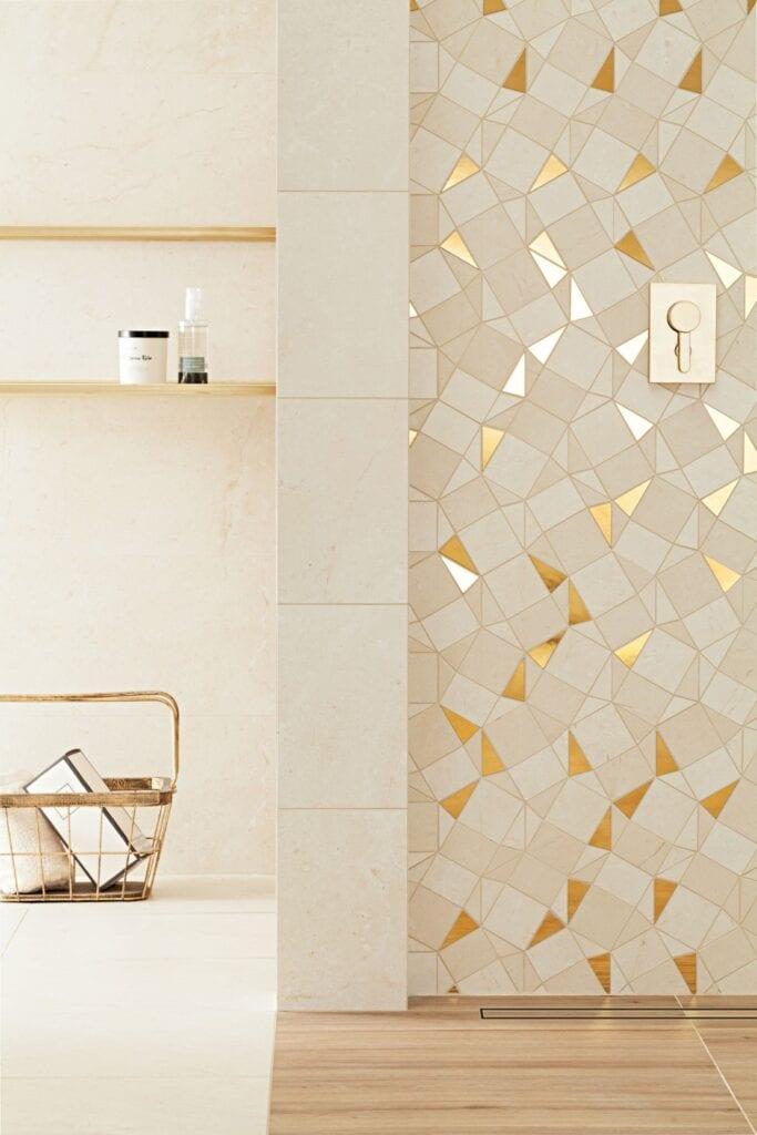Mozaiki - sposób na aranżację z charakterem - Plain Stone
