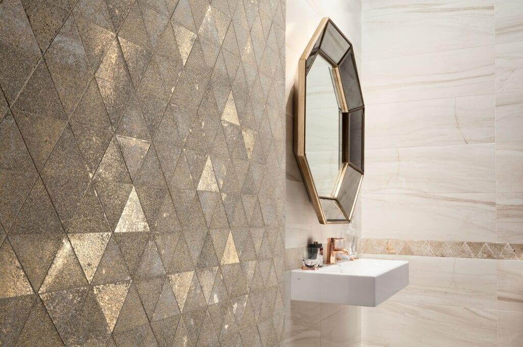 Mozaiki - sposób na aranżację z charakterem - Sheen