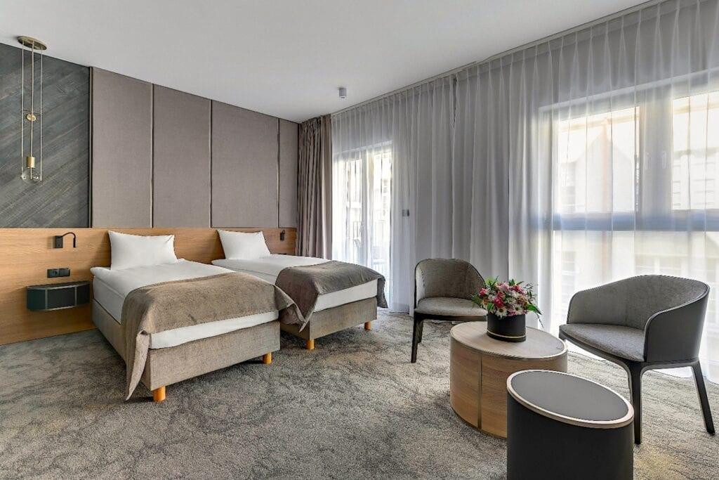Otwarcie Hotelu Grano w Gdańsku