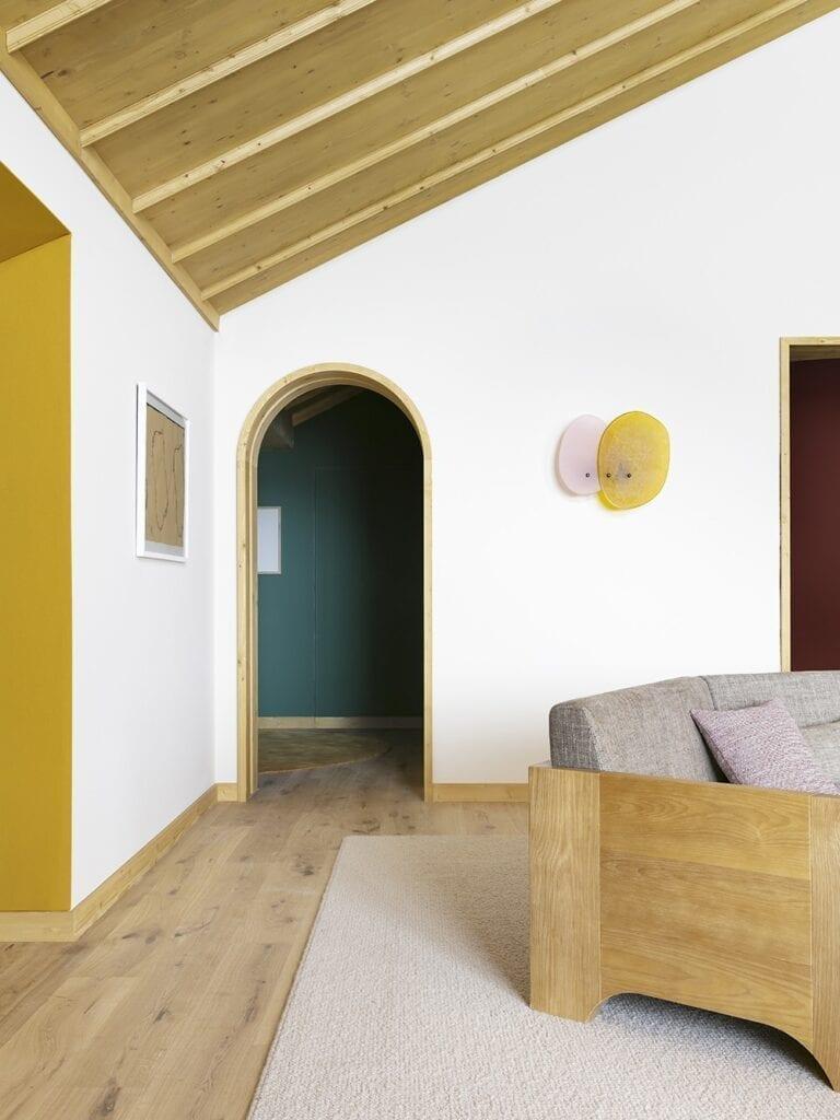 Pierre Yovanovitch i projekt wyjątkowego hotelu Le Coucou - foto Jérôme Galland