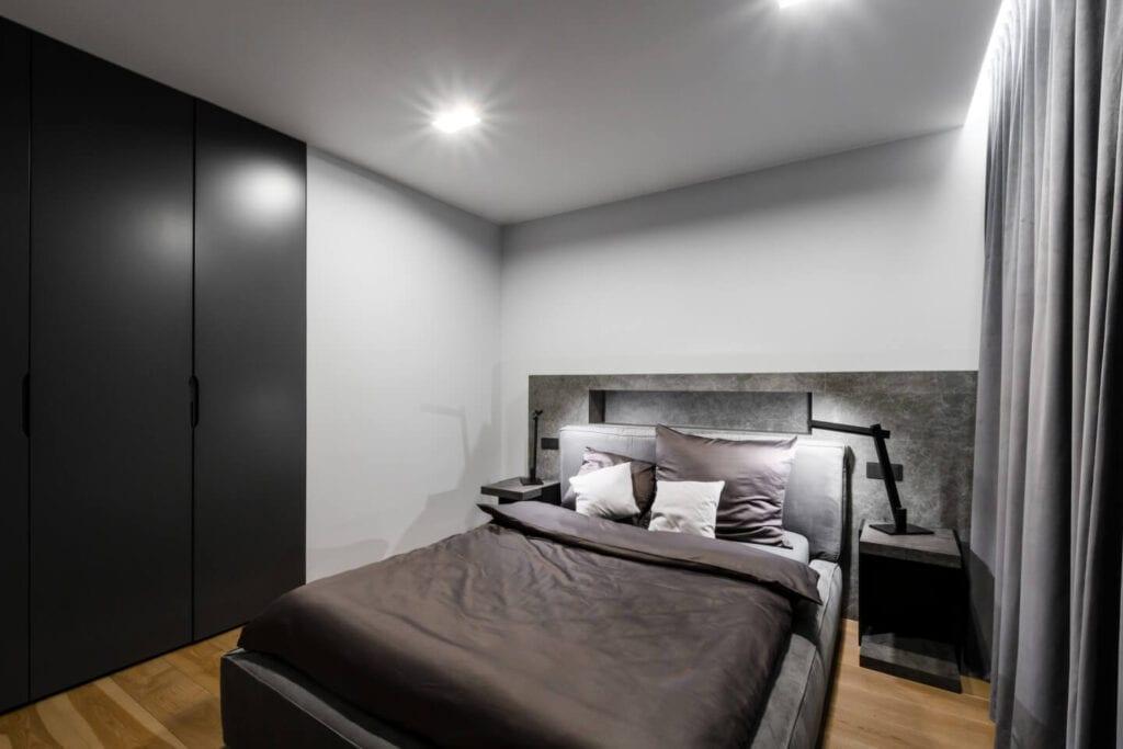 Pracownia Architektury Wnętrz Deer Design i projekt minimalistycznego mieszkania