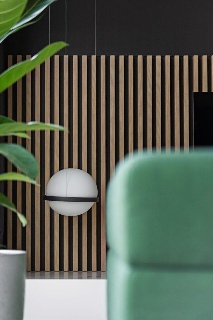 "Projekt ""Ostródzka"" – dom autorstwa KAEL Architekci"