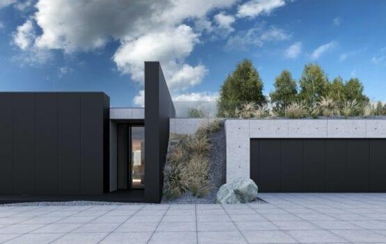 RE: HOUSE IN THE ROCK – dom projektu REFORM Architekt