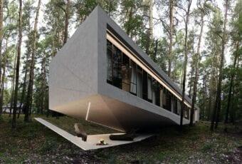 RE: JOSHUA TREE HOUSE – projekt pracowni REFORM Architekt