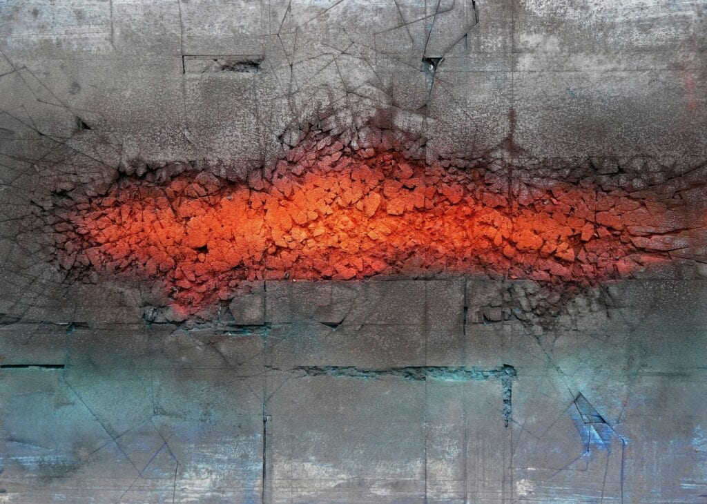 Sztuki Dostępnej na platformie Allegro - Dobiesław Gała z cyklu Rudimentum