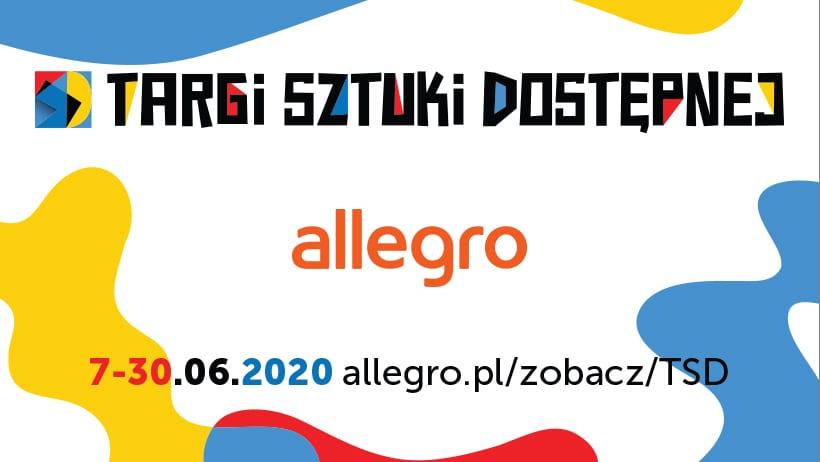 Targi Sztuki Dostępnej na platformie Allegro