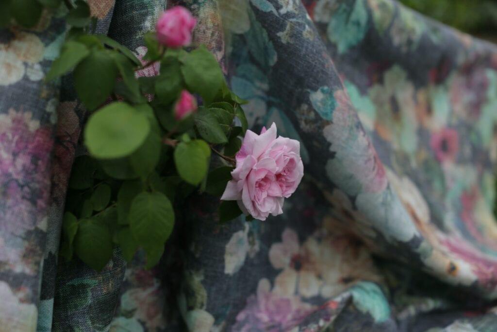 Tkaniny dekoracyjne - propozycje Dekoma na sezon wiosna-lato 2020 - Demeter
