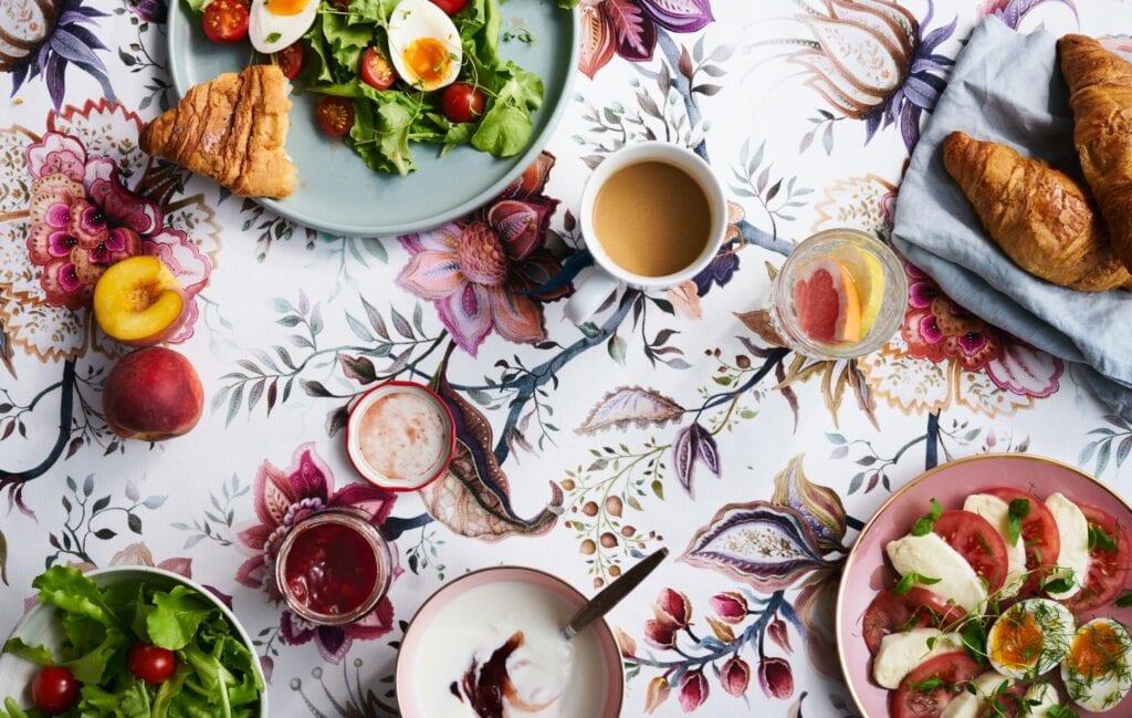Tkaniny dekoracyjne - propozycje Dekoma na sezon wiosna-lato 2020 - Paradisso