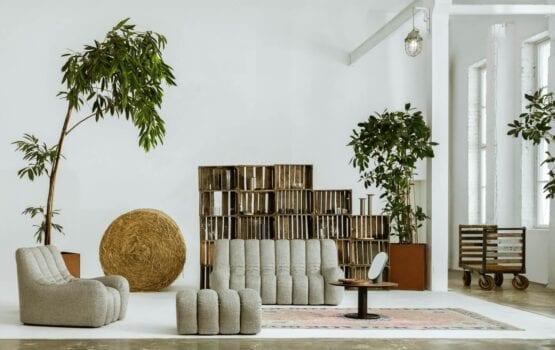 WADI – kolekcja mebli Nobonobo projektu Tomka Rygalika