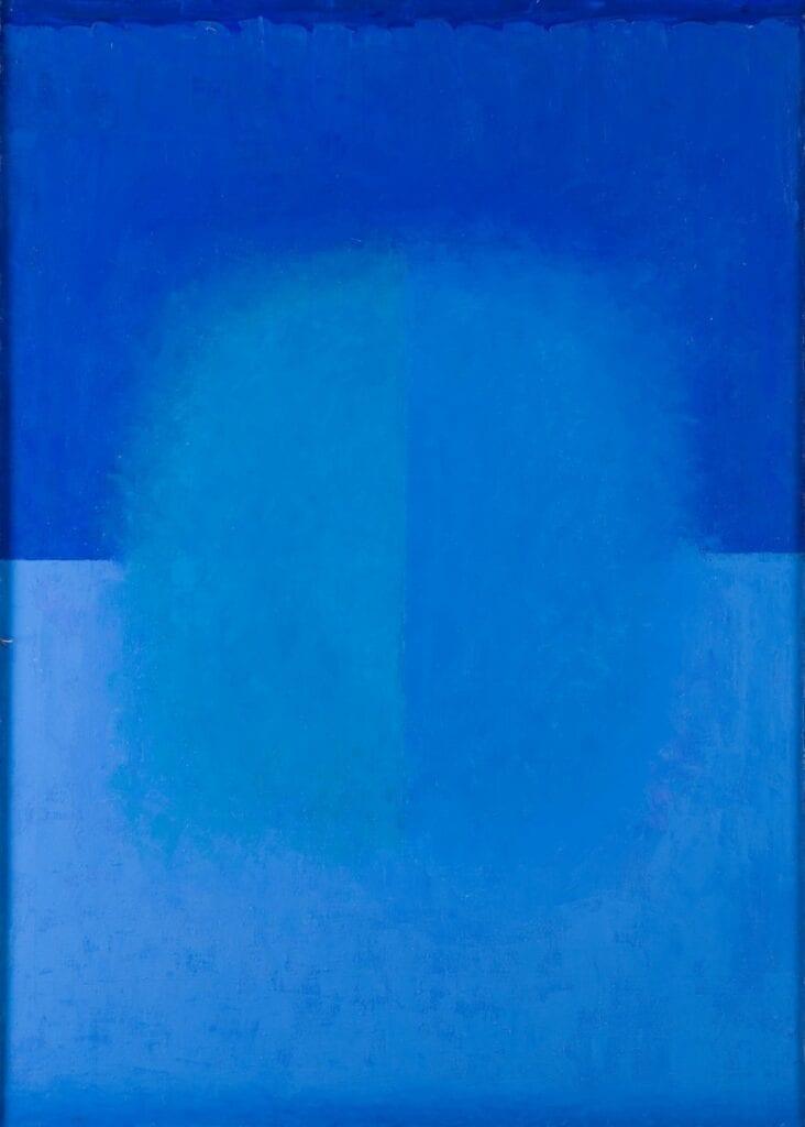 """Wystawa """"Classic Blue"""" w DESA Unicum - Zbigniew Horbowy"""