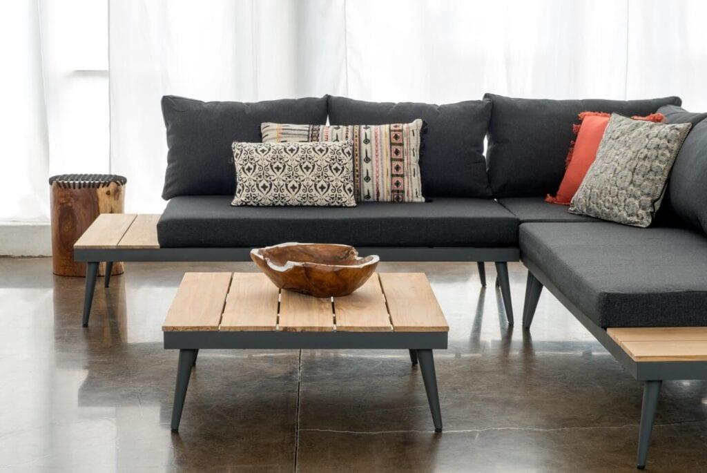 3 mity na temat wyboru mebli na taras i balkon - kolekcja Zoe - Miloo Home
