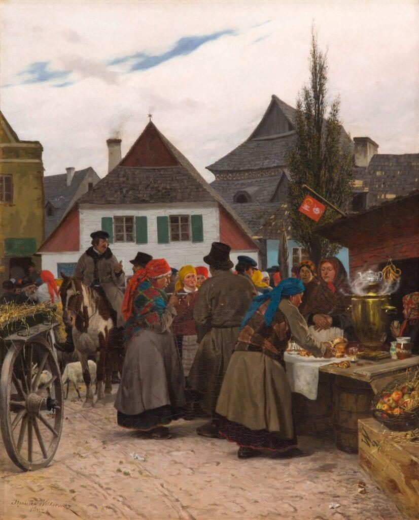 Aukcja Kolekcji Sztuki mBanku w DESA Unicum - Stanisław Witkiewicz