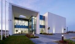 Centrum Badawczo – Rozwojowe High Technology Machines projektu Zalewski Architecture…