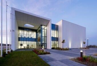 Centrum Badawczo – Rozwojowe High Technology Machines projektu Zalewski Architecture Group