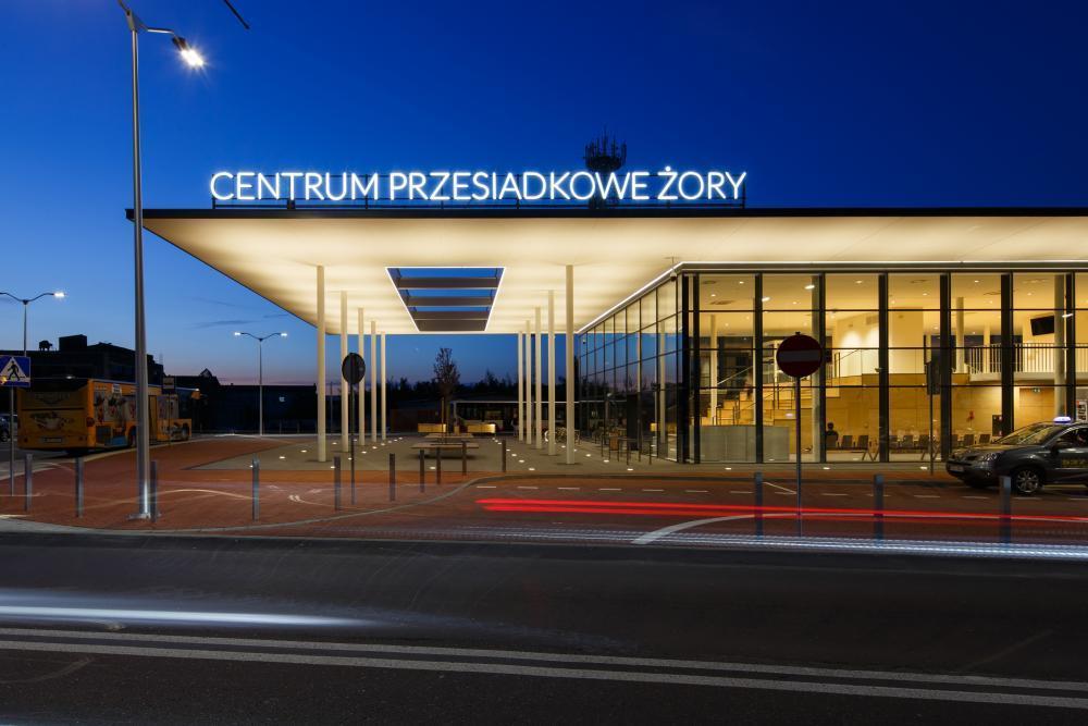 Znamy zwycięzców Plebiscytu Polska Architektura XXL 2019 - Centrum przesiadkowe w Żorach, Laboratorium Architektury