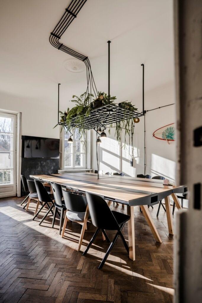 Dom czy biuro? Nowa siedziba Graffiti Films