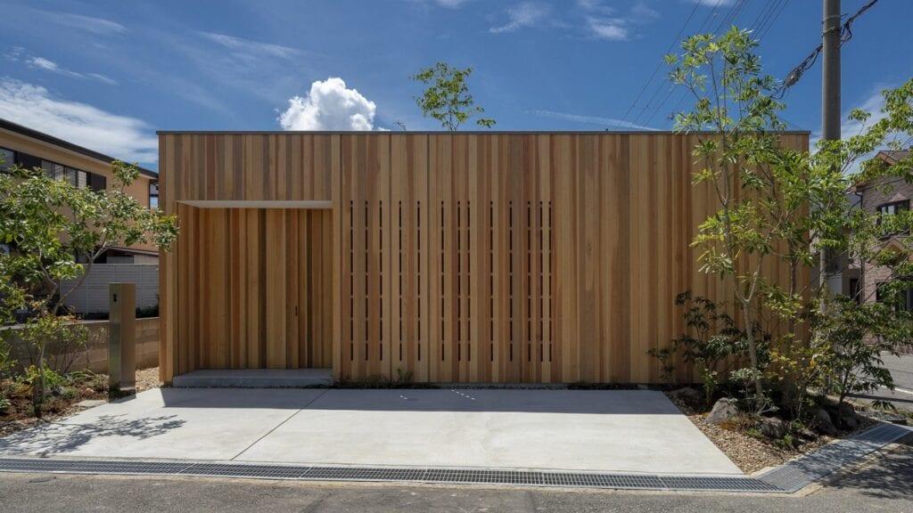 Dom w Akashi projektu pracowni Arbol Design - zdjęcie Yasunori Shimomura