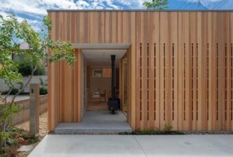 Dom w Akashi projektu pracowni Arbol Design