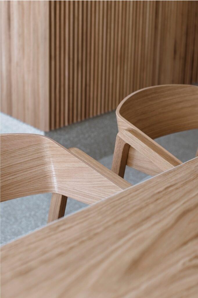 FUTU SUSHI – wnętrze po metamorfozie - projekt 74STUDIO - Damian Kozłowski i Katarzyna Fiedorczuk - zdjęcia Paulina Angielczyk